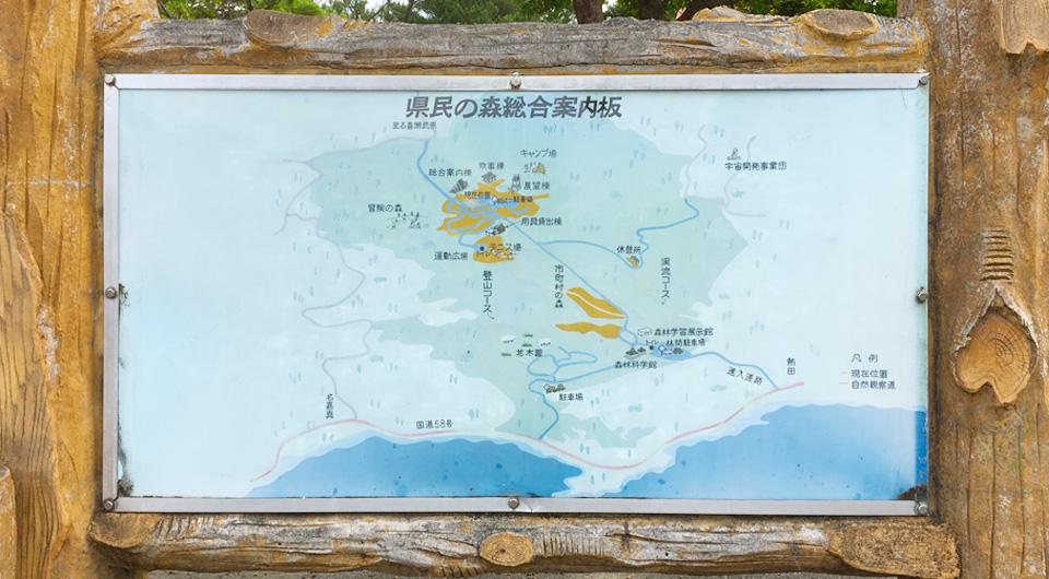 沖縄キャンプ場 県民の森