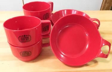 赤で揃えたい人必見!赤いテントやタープ・キッチン用品など赤いキャンプグッズ50選!